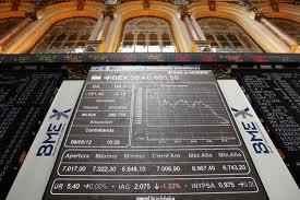 El IBEX retrocede un 0,88% y pierde los 10.400 puntos