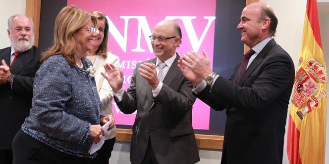 La CNMV decide ampliar prohibición de cortos