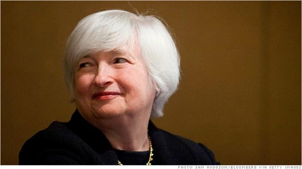 Yellen apuesta por el sólido crecimiento USA