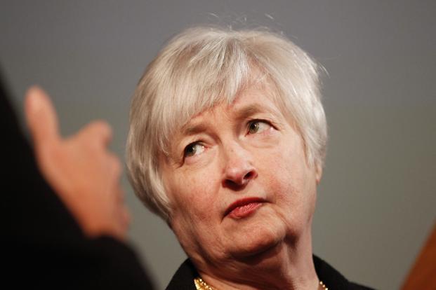 Los mercados expectantes a Janet Yellen