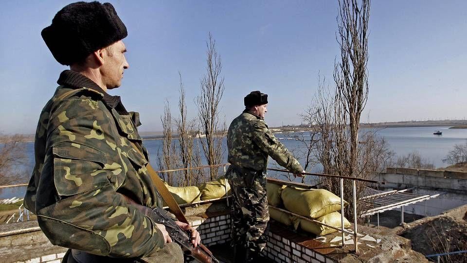 Los inversores preocupados por Ucrania