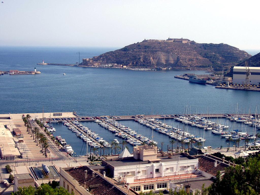 Cartagena – Análisis del tráfico portuario