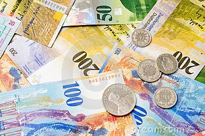 El Franco Suizo provoca la ruina de diversos brokers